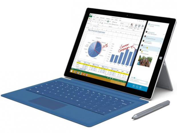 Surface Enterprise Initiative от Microsoft и Dell