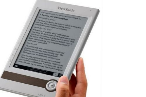 ViewSonic VEB612 eBook Reader