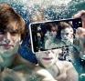 Можно ли снимать телефоном под водой, как это делать