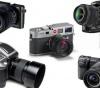 Цифровые камеры со сменным объективом: как выбрать полупрофессиональный и профессиональный фотоаппарат?